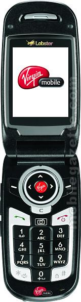 Virgin Mobile Lobster 575 - Mobile Gazette - Mobile Phone News